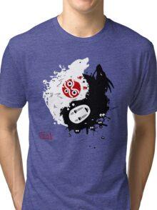 Spirits Yin-Yang Tri-blend T-Shirt