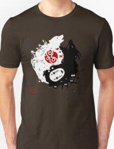 Spirits Yin-Yang T-Shirt