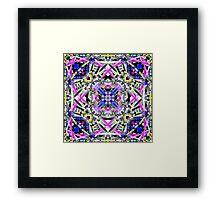 Neon Indian Framed Print