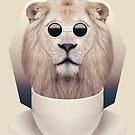 Caffeinimals: Lion by Lasse Damgaard
