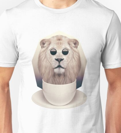 Caffeinimals: Lion T-Shirt
