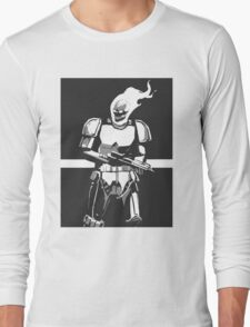 Ghost Rider Storm Trooper Long Sleeve T-Shirt