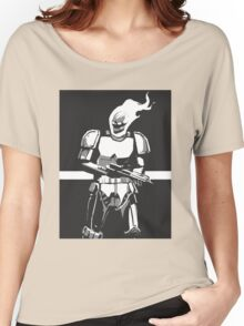 Ghost Rider Storm Trooper Women's Relaxed Fit T-Shirt