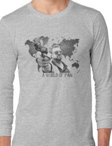 A World Of Pain b Long Sleeve T-Shirt