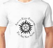 Supernatural Not Alone v1.0 Unisex T-Shirt