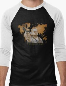 A World Of Pain Men's Baseball ¾ T-Shirt