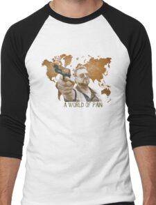 A World Of Pain Men's Baseball ¾ T-Shirt