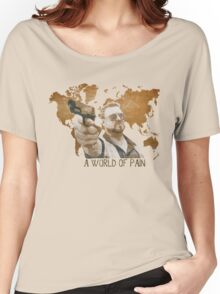 A World Of Pain Women's Relaxed Fit T-Shirt