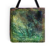 The Shuddering Wood Tote Bag