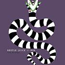 beetlejuice - sandworm by missemilyellen