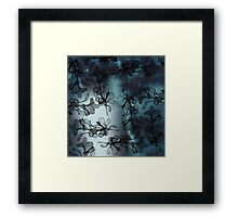 Ink Berry Love Framed Print