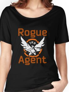 The Division Rogue Agent Women's Relaxed Fit T-Shirt