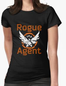 The Division Rogue Agent Womens Fitted T-Shirt
