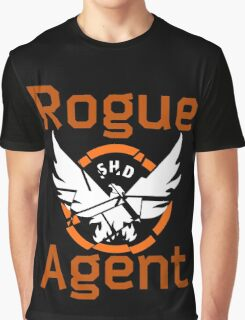 The Division Rogue Agent Graphic T-Shirt