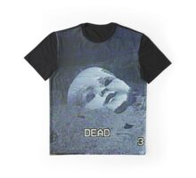 Submersed porcelain MASK Graphic T-Shirt