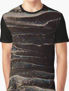 Plastic Liquid Glitch² Graphic T-Shirt