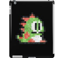 Bubble Bobble Green Dragon  iPad Case/Skin