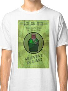Refiliable Potion Art Deco poster Classic T-Shirt