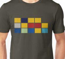 Simpsons Minimalist Unisex T-Shirt