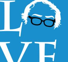 Pennsylvania Bernie Love Sticker