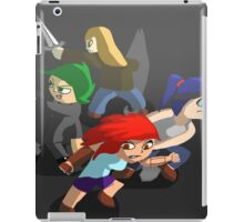 Title Screen iPad Case/Skin