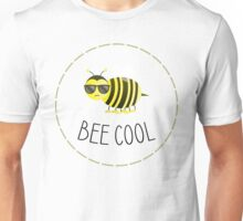 Bee Cool - Punny Farm Unisex T-Shirt