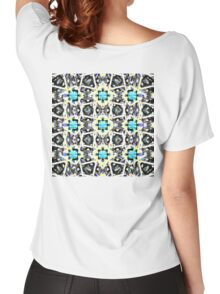 Lotus Box Women's Relaxed Fit T-Shirt