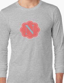 Pinky N Long Sleeve T-Shirt