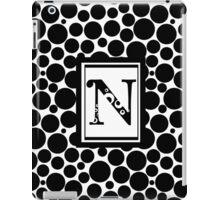 N Bubbelz iPad Case/Skin