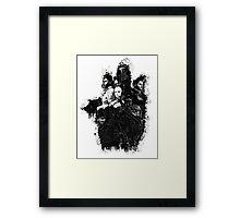 ME1  Framed Print