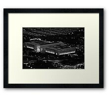 Chicago Field Museum Framed Print