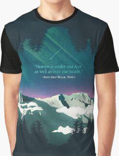 Heaven Sent Graphic T-Shirt