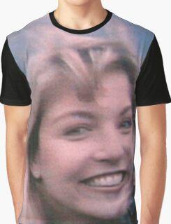 Laura Palmer Nostalgia Graphic T-Shirt