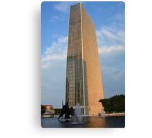 Corning Tower Canvas Print