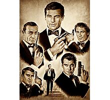 Licence to kill Photographic Print