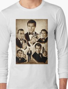 Licence to kill Long Sleeve T-Shirt
