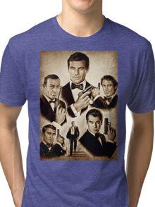Licence to kill Tri-blend T-Shirt