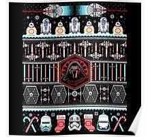 Uggly Darkside Sweater Poster
