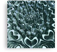 Macro Fractal Perspective Canvas Print