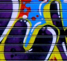 Graffiti wall Sticker