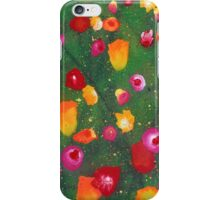 Flowers Afloat iPhone Case/Skin