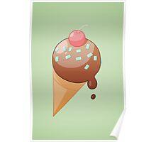 Icecream Poster