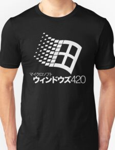 Windows 420 Tokyo Unisex T-Shirt