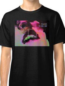 Psycho GLITCH Classic T-Shirt