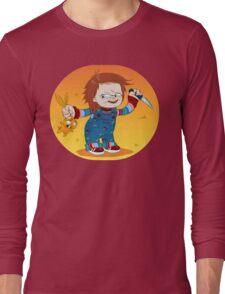 CHUCKY BUNNY Long Sleeve T-Shirt