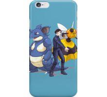 Nidoking Pokemon Detective iPhone Case/Skin