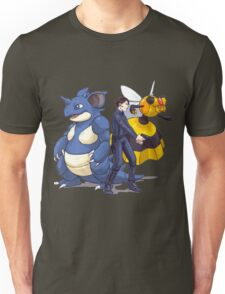 Nidoking Pokemon Detective Unisex T-Shirt