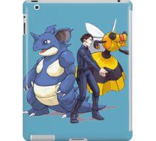 Nidoking Pokemon Detective iPad Case/Skin