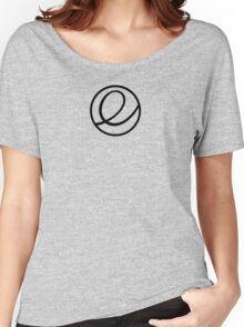 Elementary OS logo Women's Relaxed Fit T-Shirt
