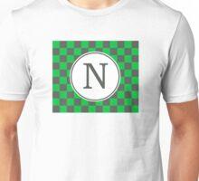 N Checkard II Unisex T-Shirt